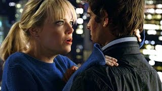 Download Peter and Gwen - Rooftop Kiss Scene - The Amazing Spider-Man (2012) Movie CLIP HD Video