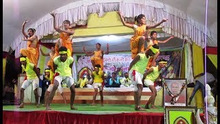 Download Super Gondi Dance | ढेमसा नृत्य | KacharGad | कचारगड मेला २०१८ Video