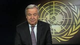Download Mensaje de António Guterres con motivo del comienzo del Ramadán Video
