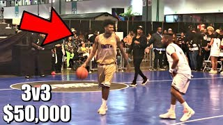 Download DDG vs. Blueface $50,000 3v3 Celebrity Basketball Game!! Video