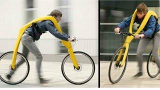 Download Top 5 Bicycle inventions You Must Have-Top 5 de los mejores gadget de ciclismo Video