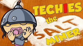 Download DotA 2 - Techies the Salt Miner - Funny Moments! Video