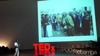 Download La tecnología con corazón puruhá   INTI CONDO   TEDxESPOCHRiobamba Video