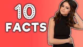 Download SELENA GOMEZ - 10 ΠΡΑΓΜΑΤΑ ΠΟΥ ΔΕΝ ΗΞΕΡΕΣ | 10 FACTS 🔥 Video
