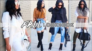 Download 5 FLY FALL OUTFITS 2016! ➟ lookbook Video