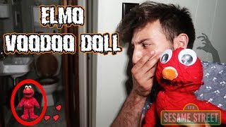 Download (LETS PLAY?!) DONT USE AN ELMO DOLL AT 3 AM | I MADE AN ELMO DOLL & ELMO CAME TO LIFE Video
