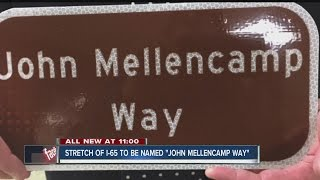 Download Stretch of I-65 to be named after John Mellencamp Video