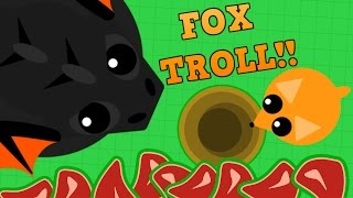 Download MOPE.IO BLACK DRAGON FOX TROLL!! // Funniest Moment in Mope.io History Video