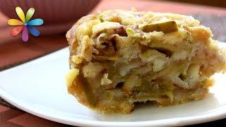 Download Насыпной яблочный пирог по-болгарски всего за 7 минут! – Все буде добре. Выпуск 878 от 13.09.16 Video