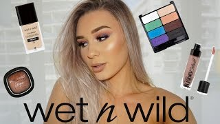 Download Full Face Using ONLY Wet N Wild Products!! Video