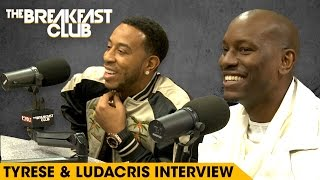 Download Tyrese & Ludacris Keep It All The Way 100 With The Breakfast Club Video