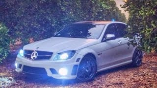 Download 2009 Mercedes C63 P30 - One Take Video