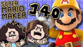 Download Super Mario Maker: Elevator Song - PART 140 - Game Grumps Video