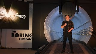 Download Inside the Tunnel That Elon Musk Hopes Will Solve 'Soul-Destroying″ Traffic Video