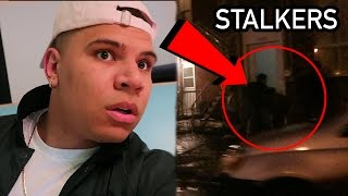 Download STALKER FANS TRY BREAKING IN MY HOUSE! *COPS CALLED* Video