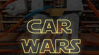 Download HOT WHEELS STAR WARS CAR WARS... Rebellion vs Empire Video