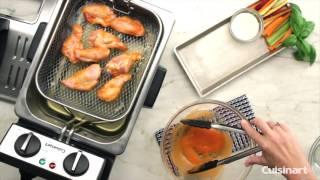 Download 4 Quart Deep Fryer Demo (CDF-200) Video