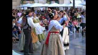 Download Valenciano Music & Dancing - October 9, 2012 - Valencia, Spain Video