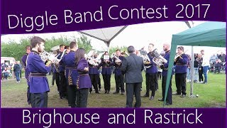 Download Brighouse and Rastrick Brass Band - Winning Performance - Diggle Band Contest Whit Friday 2017 Video