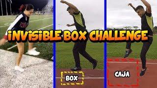 Download INVISIBLE BOX CHALLENGE (RETO DE LA CAJA INVISIBLE) - TATTOXTREME Video