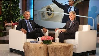 Download President Obama Talks The First Lady Video