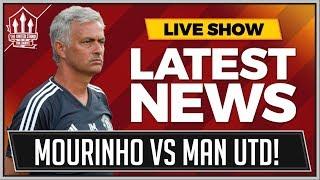 Download Mourinho vs Man Utd Board Drama! Man Utd News Now Video