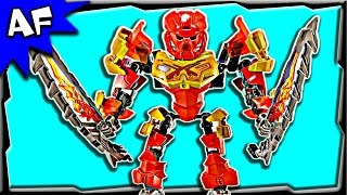 Download Lego Bionicle TAHU Master of Fire 70787 Stop Motion Build Review Video