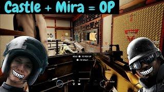 Download Mira/Castle Strat - Rainbow Six Siege Video