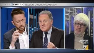 Download Otto e mezzo - Elezioni o nuovo Governo? (Puntata 06/12/2016) Video