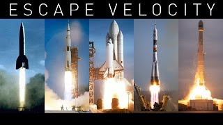 Download Escape Velocity - A Quick History of Space Exploration Video
