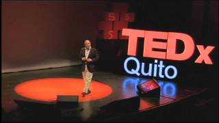 Download Teaching is Our Government | Santiago Iñiguez | TEDxQuito Video