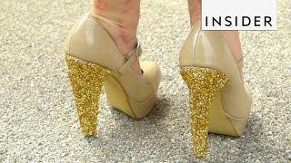 Download Customize Your Heels With Heel Transformers Video