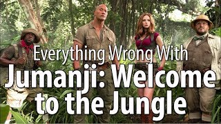 Download Everything Wrong With Jumanji: Welcome to the Jungle Video