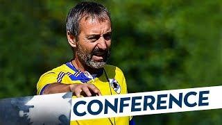 Download Frosinone-Sampdoria: le parole di Giampaolo Video