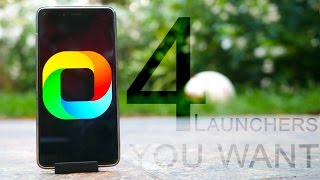 Download Top 4 Launchers YOU Wanted! Android Tips #49 Video