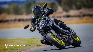 Download 2017 Yamaha MT-09 | Media Experience Video