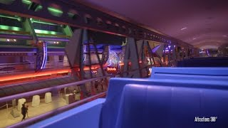 Download [4K] PeopleMover in Tomorrowland at Magic Kingdom - Walt Disney World Video