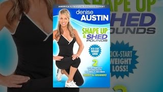 Download Denise Austin: Shape Up And Shed Pounds Video