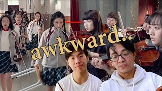 Download The Most AWKWARD Musical Battle Video