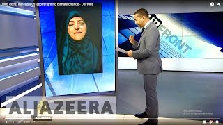 Download Web extra: Iran 'serious' about fighting climate change - UpFront Video