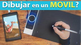 Download Una tableta gráficas para Dibujar en tu Móvil y PC Video