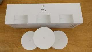 Download Google Wifi Unboxing and Setup! Video