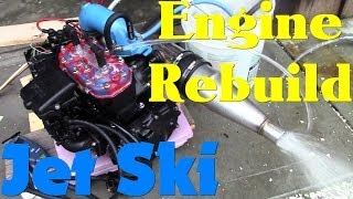 Download Jet Ski Engine Rebuild Video