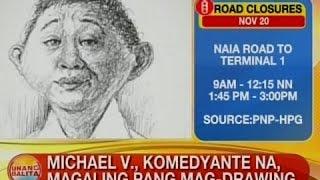 Download UB: Michael V., komedyante na, magaling pang mag-drawing Video