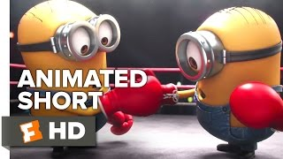 Download Minions - The Competition (2015) - Animated Short HD Video