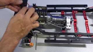 Download CAPO CD15823 1/8 Offroad SCALE KIT JEEP Build Series Final Chassis Assembly Video