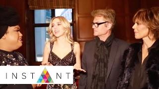 Download NYFW: Patrick Starrr Talks To Lisa Rinna, Harry Hamlin & Delilah Belle | Instant Exclusive | INSTANT Video