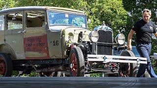 Download Freshly rebuilt engine goes back into our Ford Model A | Redline Update #22 Video