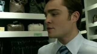 Download Jessica Szohr interviews Ed Westwick (Gossip Girl - Chuck) Video