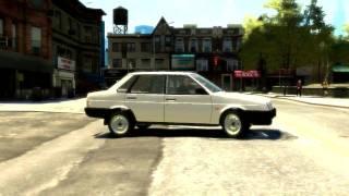 Download Vaz 21099 Incidental Chase Video